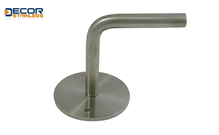 Handrail support without radiused top DSC096102