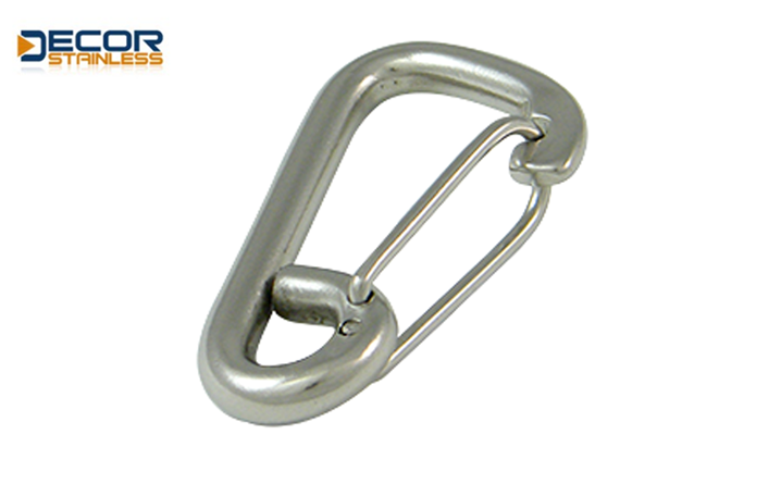 Delta simple snap hook DSA00078-6(1)