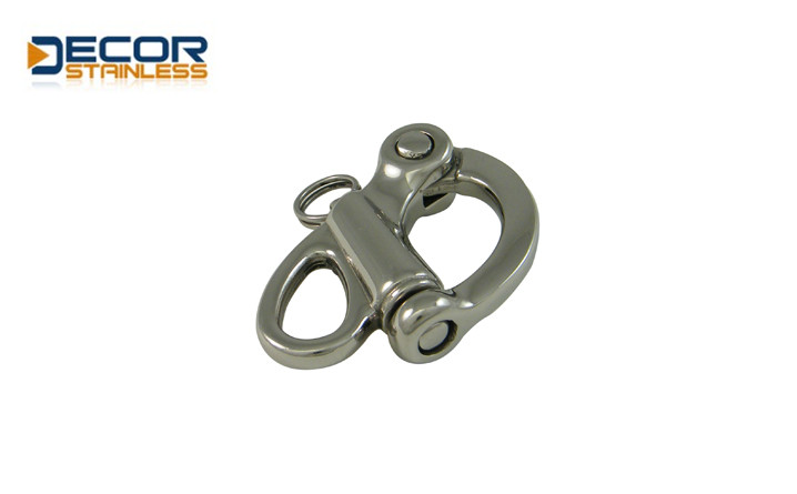 Fixed snap shackle DSA01014-1