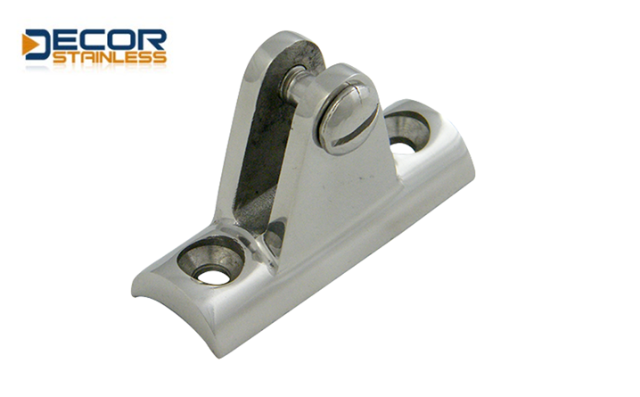 Heave Duty Rail Duck Hinge