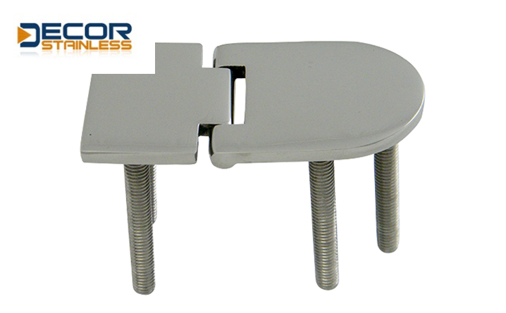 door hinge with thread stud DS3011