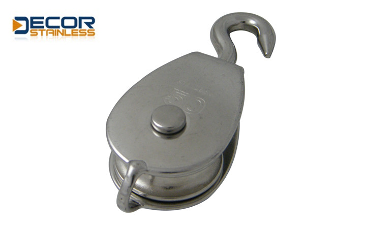 swivel block with hook DSA00204-25