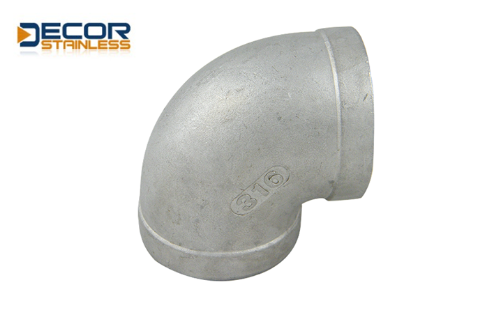 Pipe Elbow Female-Female