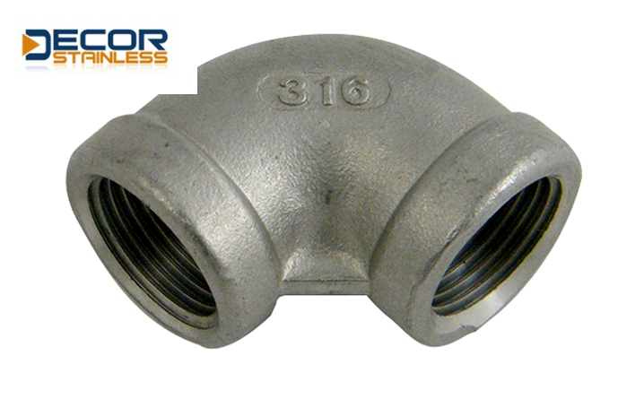 90 degree elbow female&male DS32601