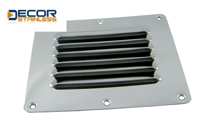 Louvered Locker Vent