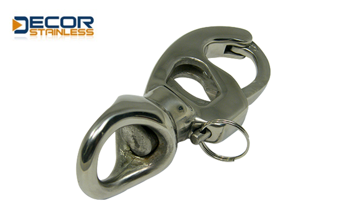 Snap Shackle For Sheet